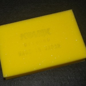 Dry Super Buflex Holding Pad