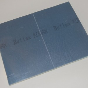 Dry Super Buflex Sheet - Black