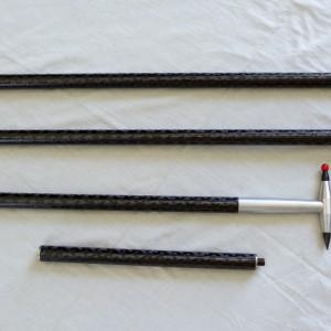 Carbon Fibre Hail Rod 2